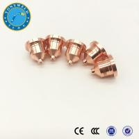 Buy cheap Gold Nozzle Hypertherm Consumables , Hypertherm Powermax 600 Parts 120826 product