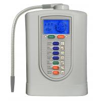 China 3 Plates 6.5Kgs Alkaline Water Ionizer Machine With Optional Prefilters on sale