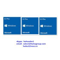 Buy cheap Windows 8.1 Pro FPP/OEM Key Online Activation With Windows Product Key Code product