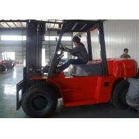 China Low Noise Industrial Forklift Truck , Loading High Reach 3 Tonne Forklift on sale