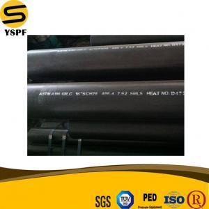 Buy cheap ASTM A106 Gr.B, tuyau d'acier au carbone sans couture galvanisé par Gr.6 d'A53 Gr.B.API 5L.ASTM A333 product