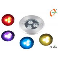Buy cheap Outdoor IP68 LED Underwater Lights RGB Anti Corrosion For Swimming Pools product