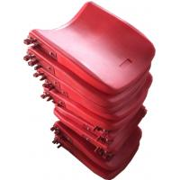 Buy cheap Auditorium Seats Portable Bleacher Chairs With Folding Backs from wholesalers
