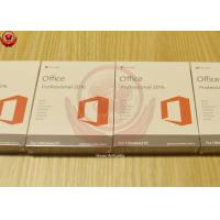 Buy cheap Multi-language Microsoft Office 2016 Pro Plus USB 3.0 software with flash drive product