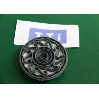 Buy cheap Black  Over Molding Electronic Parts Double Color TWO shot Mould product