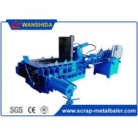 Buy cheap 100 Ton Aluminum Hydraulic Scrap Baling Press Machine For Metal Smelting Factory product