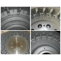 Buy cheap CNC Engraving Forklift Tyres Solid Tire Mold For Mould Making ISO9001 product