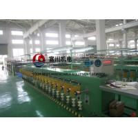 Buy cheap Ultra Fine Copper Wire Tube Annealing Machine , Energy Saving Wire Tinning from wholesalers