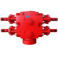 Buy cheap large Ram BOP Blow Off Preventer installed in stacks to seal / control / monitor oil product