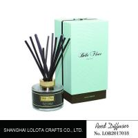 Buy cheap Luxury Decoration Home Aroma Fragrance Diffuser Round Bottle SGS Approval product