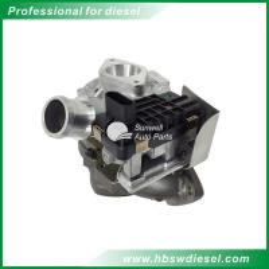 China Ford transit 3.2 TDCi turbo GTB2256VK turbocharger 798166-0007,798166-7,812971-5002S on sale
