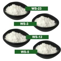Buy cheap White Crystals Shower Gel WS-5 Cooling Agent CAS 68489-14-5 product