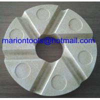 Buy cheap diam 250mm polisher for marble product