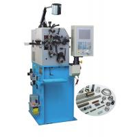 China 0 1 mm to 0 8 mm automatic spring machine with chinese english
