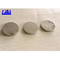 Buy cheap Calendar Prime Coin Cell Lithium Button Batteries 240mAh High Capacity product