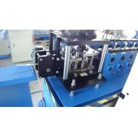 China Mouth Ring Roll Forming Machine 380V 50Hz Hydraulic Cutting Type on sale