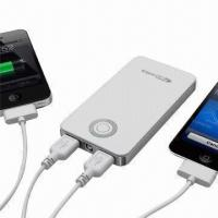 Buy cheap 5,600mAh Capacity USB Battery Chargers/Power Banks for iPhone/iPad/HTC/Samsung/MP3/PDA product