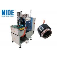 Buy cheap Automatic Lacing Machine Double Side Stator Coil End Motor Winding Machine product