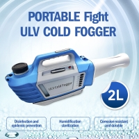 Buy cheap Swansoft 2L Handheld Electrostatic Fogger Machine For Home Virus Protection Ready To Ship product
