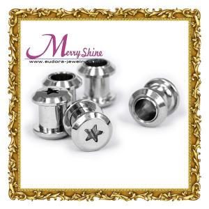 La langue/menton sonne les bijoux piercing de corps chirurgical 316L de l'acier inoxydable chirurgical BJ67
