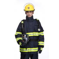 Buy cheap Heat insulation Nomex Fireman Turnout Gear for Firefighting product
