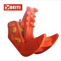 Buy cheap BEIYI Excavator Demolition Machine Concrete Crusher Hydraulic Rotating Pulverizer For Sale product