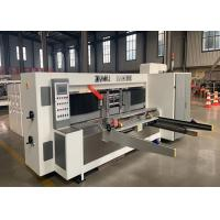 Buy cheap Rotary Corrugated Paperboard Corrugated Box Die Cutting Machine With High Accuracy product
