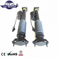 Buy cheap Mercedes W166 ML350 Rear Air Suspension Shock Absorber 1663200130 1663200930 product