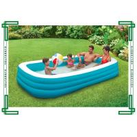 Outdoor inflatable water pool backyard inflatable for Kids swimming pool garden