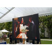 Buy cheap High Definition Indoor Rental LED Display 1200 Nits Brightness For Concert Stage Decor product
