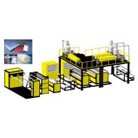 Buy cheap Low Noise Air Bubble Sheet Machine , Air Bubble Film Making Machine For HDPE / LDPE product