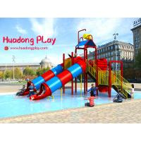 Buy cheap Popular Water Playground Equipment , Swimming Pool Commercial Water Park Equipment Superior product