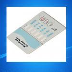 Buy cheap Drug Test Kits/Six Panel Multi Drug Abuse Test Kits product