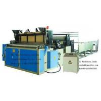 China Toilet Paper Rolls Machines(DC-TP-RPM1760II) on sale