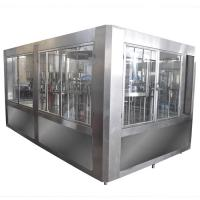 Buy cheap Bottled Water Fill Machines with Washing, Filling, Capping (3 in 1) Function product