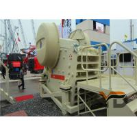 China Professional Jaw Crusher Machine Europe Version C Series Type In Gold Mining on sale