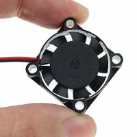 Buy cheap Plastic Mini Ventilator 12v DC Axial Fans For Small Electric Equipment product