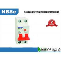 Buy cheap 2P 25A Residual Current Circuit Breaker 30mA AC 240V Water Resistance product