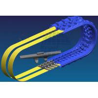 Buy cheap rubber track or steel track undercarriage from 0.5 ton to 120 ton product
