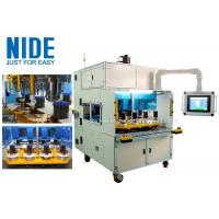 Buy cheap Eight working station coil winding machine for middle and big size stator product