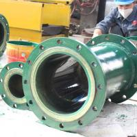 China Wear resistant polyurethane pipe lining on sale
