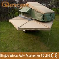 Retractable Tent and Awning , Polygon car roof top tent of ...