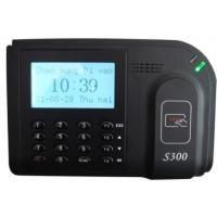 Buy cheap 125khz rfid reader rs232 rfid time attendance terminal S300 product