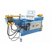Buy cheap 3D Steel 1000mm CNC Pipe Bending Machine product