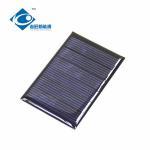 Buy cheap ZW-4060 cheapest Epoxy Solar Panel For instructional application 3V Mini solar panel photovoltaic 0.3Watt Peak Power product