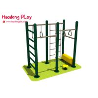 Buy cheap Multifunctional Outdoor Weight Training Equipment  , Public Fitness Equipment  Complex Exercise product