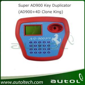 Buy cheap Super AD900 Key Duplicator(AD900+4D Clone King) product