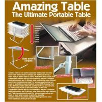 Buy cheap Plastic Ultimate Portable Table Adjustable Customized Color For Office Desks from wholesalers