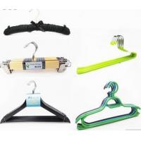 China shop brand wooden clothes hanger on sale