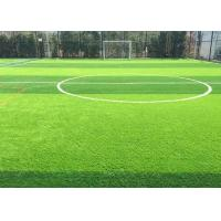 Buy cheap Football / Futsal Court Flooring / Natural Artificial Grass Better to Protect Athlete product